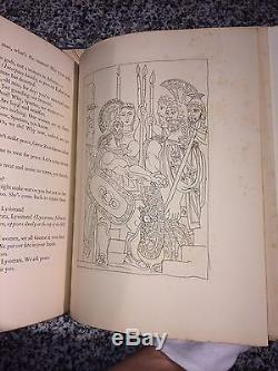 Lysistrata Picasso Signed First Edition Limited Editions Club, New York 1934