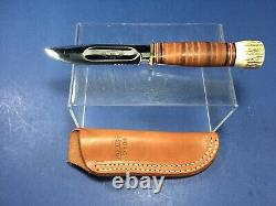 MARBLE'S 2009 Limited Edition Marble Plus Club 8-3/8 IDEAL Knife with Sheath