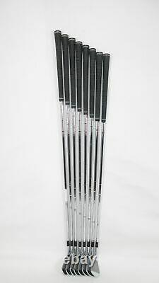 Mint! NIKE 2004 Tiger Woods LIMITED EDITION BLADE FORGED IRONS (3-PW) DG X100
