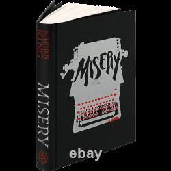 Misery Folio Society Signed Limited Edition