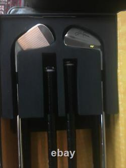 Miura Nicklaus Limited Edition Irons Only 300 Sets 3i-PW In Hand