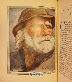 Moby Dick or The Whale Herman Melville 1943 Limited Editions Club LEC Signed