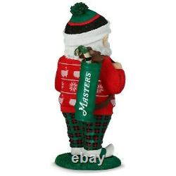 NEW The Masters Gnome Fall 2020 Augusta National Golf Club Limited Edition