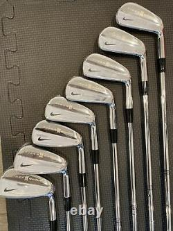 Nike Blades Tiger Woods Limited Edition Irons