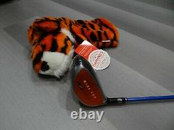 Nike Ignite Tiger Woods Driver Limited Edition All Original Wrap. 1 Of 2004