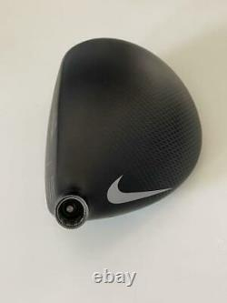 Nike Vapor Fly Pro Black Driver Limited Edition Head Only 10.5 deg With Cover