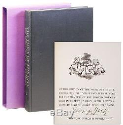 O. Henry & George Grosz-VOICE OF THE CITY-LIMITED EDITIONS CLUB, 1/1500 SIGNED
