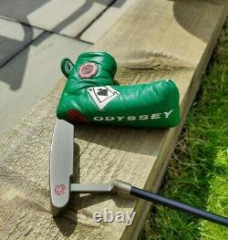Odyssey Limited Edition Ti-Hot No 1 Putter