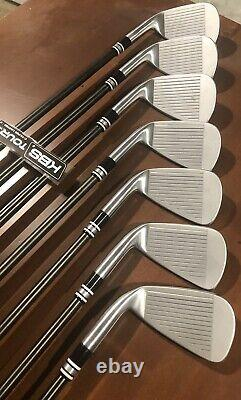 PXG 0311 T/ P GEN3 Iron Set 4-PW With KBS C Taper Limited Edition 120g Stiff RH