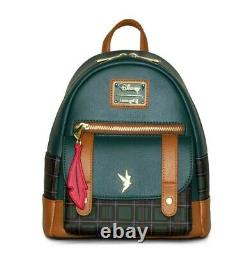 Peter Pan Loungefly X Eight3Five Mini Backpack CONFIRMED ORDER