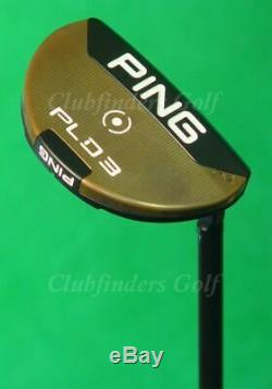 Ping PLD3 Limited Edition 33 Putter Golf Club with Super Stroke