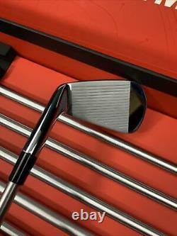 Rare Limited Edition TaylorMade Tiger Woods P7TW Irons 4-PW KBS C Taper 120 S