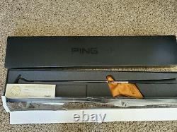 Rare Ping Scottsdale Anser 50th Anniversary Limited Edition Putter 35