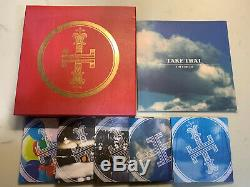 Rare TAKE THAT -The Circus CD DVD limited edition BOX SET FAN CLUB ONLY 2009