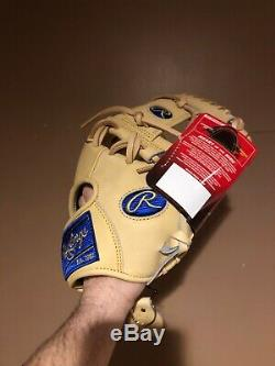 Rawlings Hoh Limited Edition Gold Glove Club Pro205w-2c 11.75