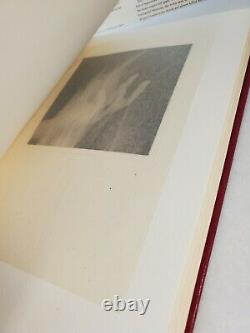 Rimbaud/Schmidt/Mapplethorpe LIMITED EDITIONS CLUB A Season in Hell Signed