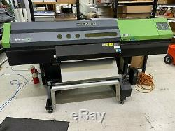Roland VersaUV LEC-300 30 Inkjet Printer and Cutter Great Condition
