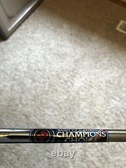 Scotty Cameron Button Back Champions Choice Newport 2 35 RH Limited Edition