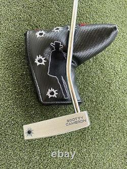 Scotty Cameron The Clint 2012 GoLo Putter 35 WithHC RARE LTD