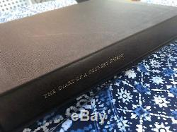 Signed FRITZ EICHENBERG Diary Of A Country Priest LIMITED EDITIONS CLUB Numbered