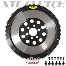 Stage 2 Clutch & Chrome Moly Flywheel Kit Golf Jetta Beetle 1.8l 1.8t 1.9l Tdi