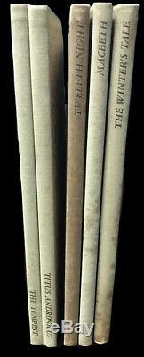 THE PLAYS OF WILLIAM SHAKESPEARE Limited Editions Club COMPLETE SET 37 Volumes