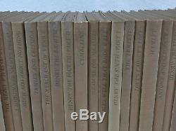 THE PLAYS & POEMS OF WILLIAM SHAKESPEARE Limited Editions Club 39 Volume Set