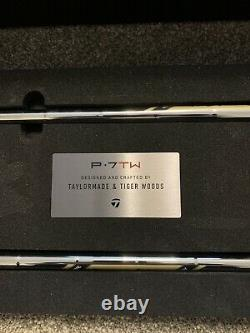 Taylormade P7TW Irons 4-PW Limited Edition X100 Dynamic Gold Shafts (Brand New)