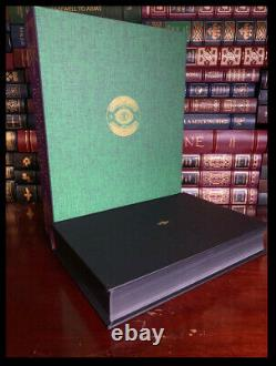The Call Of Cthulhu by H. P. Lovecraft Mint Folio Society Deluxe Limited 1/750