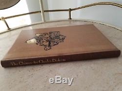 The Chimes by Charles Dickens Limited Editions Club Signed Arthur Rackham (1931)