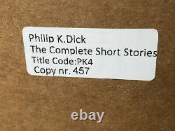 The Complete Short Stories Philip K. Dick Folio Society Limited Edition Set