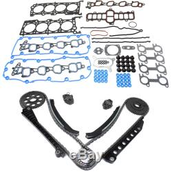 Timing Chain Kit For 2002-2003 Ford F-150 2002-2005 Excursion