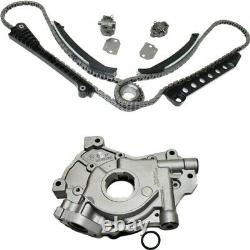 Timing Chain Kit For 97-2001 Ford F-150 99-2001 F-250 Super Duty with oil pump