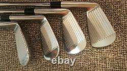 Ultra Rare Jack Nicklaus limited edition JNP forged iron set, #134 of 500 3-PW