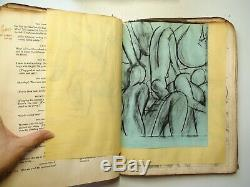 Ulysses, James Joyce, Illustrated by Henri Matisse, Limited Editions Club, 1935