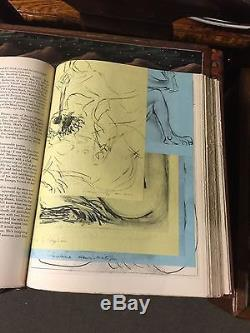 Ulysses James Joyce Signed by Matisse Limited Editions Club 1935