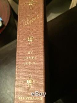Ulysses-James-Joyce-Signed-by-Matisse-Limited-Editions-Club-1935 Ulysses-James