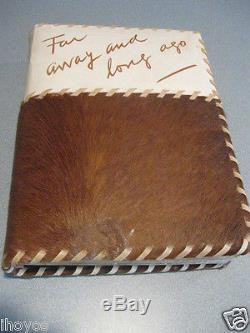 Vintage Limited Editions Club Far Away And Long Ago W. H. Hudson 1943