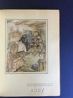 Wind in the Willows Grahame Limited Editions Club Full Morocco Binding Rackham