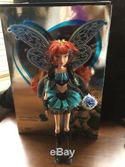 Winx Club Bloom Rare VHTF Limited Edition SDCC Blue Believix Doll