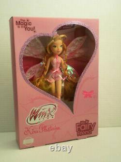 Winx Club Special Limited Edition Flora 11 Doll by Kira Plastinina #321 of 4100