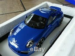 Z Models 2015 Porsche 911 GTS Club Coupe 118 Scale Resin Exclusive Limited Car